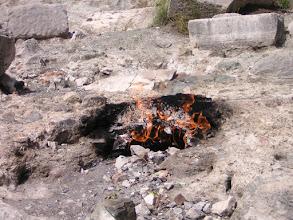 Photo: Chimera, hissing flames .......... De sissende vlammen