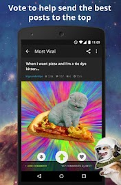 Imgur: Funny GIFs Memes & Pics Screenshot 2