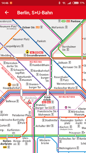 Bus & Bahn 4.5.4 (46) screenshots 8