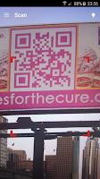 Screenshot of QR & Barcode Reader