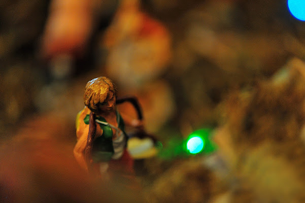 Magia di un mondo piccolo... di R. Depratti
