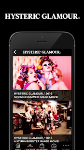 HYSTERIC GLAMOUR 公式アプリ- screenshot thumbnail