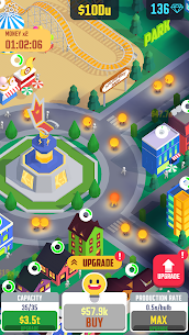 Download Idle Light City Mod Apk 2.3.0 (Unlimited Money) 4