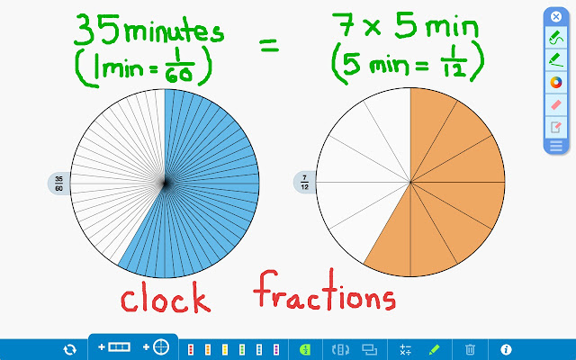 Fractions, by The Math Learning Center - Chrome Web Store