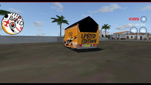 IDBS Indonesia Truck Simulator  screenshots 1