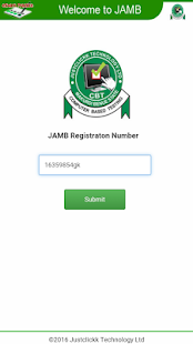 [Download JAMB CBT PRACTICE 2017 for PC] Screenshot 2