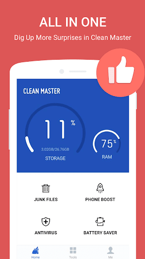 Clean Master (Boost&Antivirus) for PC
