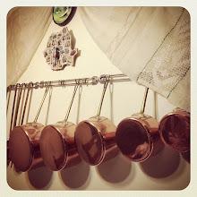 Photo: A Romanian little corner in a friend's house in Canada #intercer #romania #kitchen #tradition #map #wall #decor #canada #britishcolumbia #coquitlam #mapleridge #pittmeadows #craft #handmade #saucepan #kettle #cookware #cook #food - via Instagram, http://instagram.com/p/XdBak0pfgn/