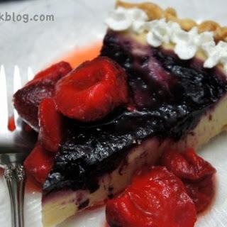 Baked Yogurt Tart from Baking With Julia Cookbook