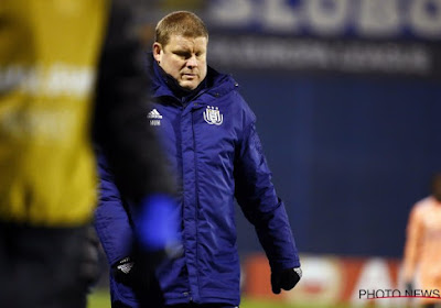 Les noms qui circulent à Anderlecht pour la succession de Vanhaezebrouck