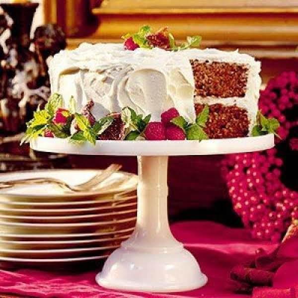 Souther Living Magazine Grand Prize Winner  Cake  Photo.