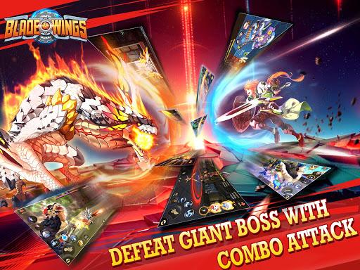 Blade & Wings: Future Fantasy 3D Anime MMORPG Game 1.8.8.1808021204.11 screenshots 5