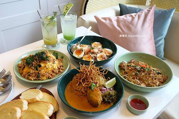 Lady nara 台北統一時代店。台北最新拍照祕境 泰國最美餐廳登台,超美環境神好拍!