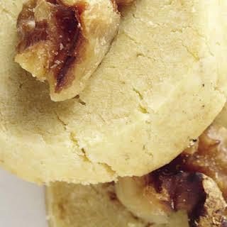 Walnut-Cumin Cookies.