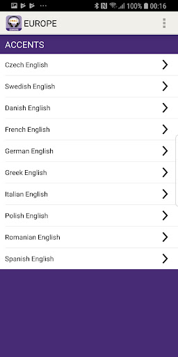 The Real Accent App: Europe 이미지[2]