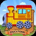 Puzzle sui Treni l'Educazione icon
