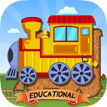 Trains Planes Puzzle for Kids Icon