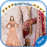 Bridal Indian Photo Suit Editor