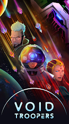 Void Troopers : Sci-fi Tapper APK screenshot thumbnail 12
