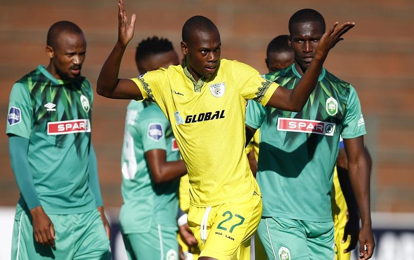 Baroka dent AmaZulu's title hopes with victory in KZN