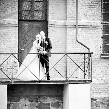 Wedding photographer Yuliya Vishnevskaya (camilaylia). Photo of 23.10.2015
