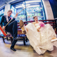 Wedding photographer Vladimir Danilov (WladimiR). Photo of 07.10.2014