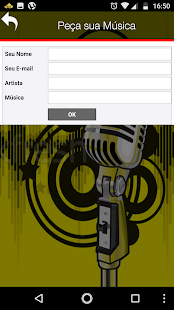 Web Rádio Adoradores do Rei - náhled