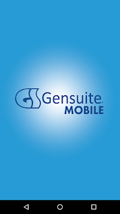Gensuite Mobile- screenshot thumbnail