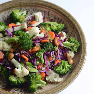 Sweet & Tangy Broccoli Salad