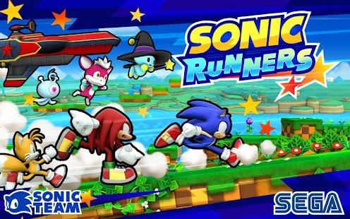 Sonic Runners Screenshot 15