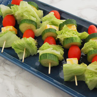 Salad Skewers Recipe