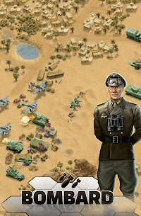 1943 Deadly Desert – a WW2 Strategy War Game Apk Download For Android and Iphone 4