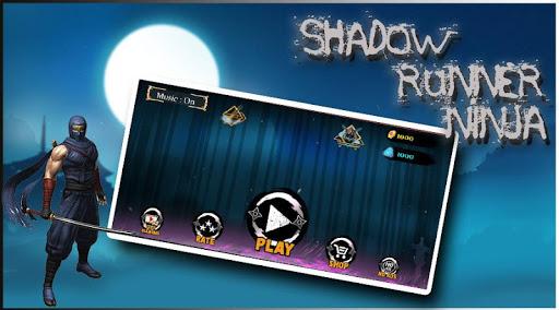Shadow Runner Ninja  captures d'écran 2