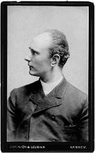 Photo: 1888 Joling, hoofd der school aan de Dreef.