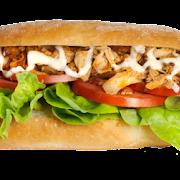 Peri Peri Roasted Chicken Sandwich Combo