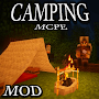 Camping Mod for MCPE APK icon
