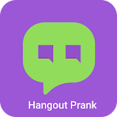 Fake HangOut Message