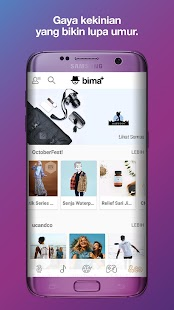 bima+- screenshot thumbnail