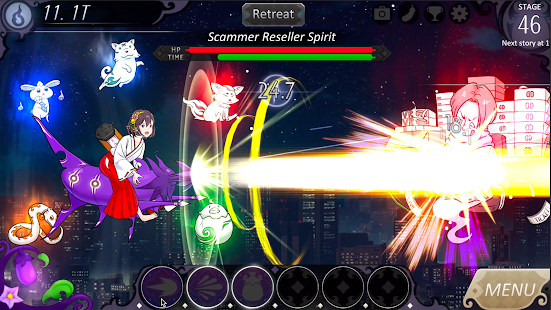 Mod Game Spirit Saga: Eggplant Escapade for Android