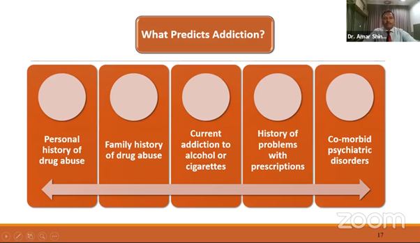 what predicts addiction