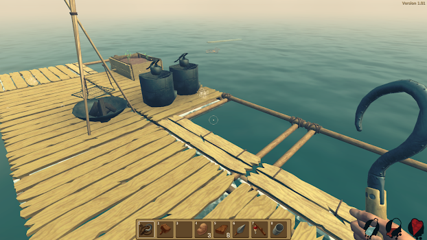 Raft Survival Multiplayer 2 3D