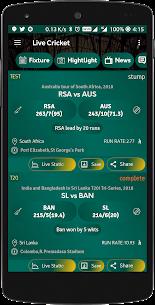 Live Cricket Score 2018 – schedule & Cricket NEWS 2
