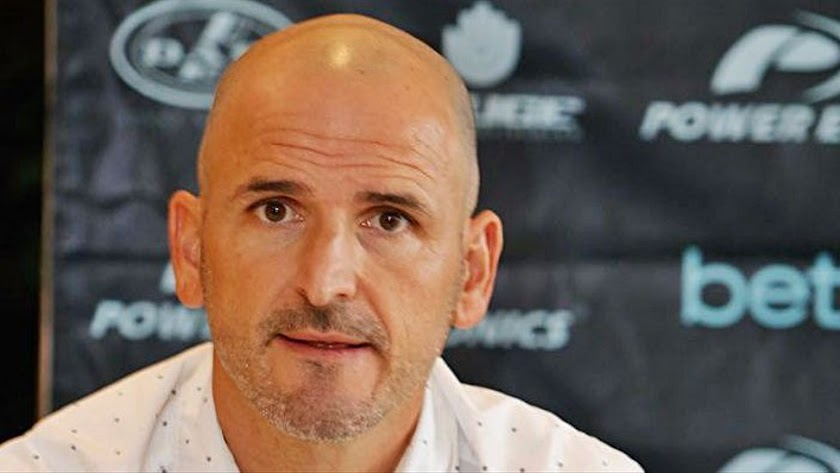 Soriano, director deportivo del Ibiza.