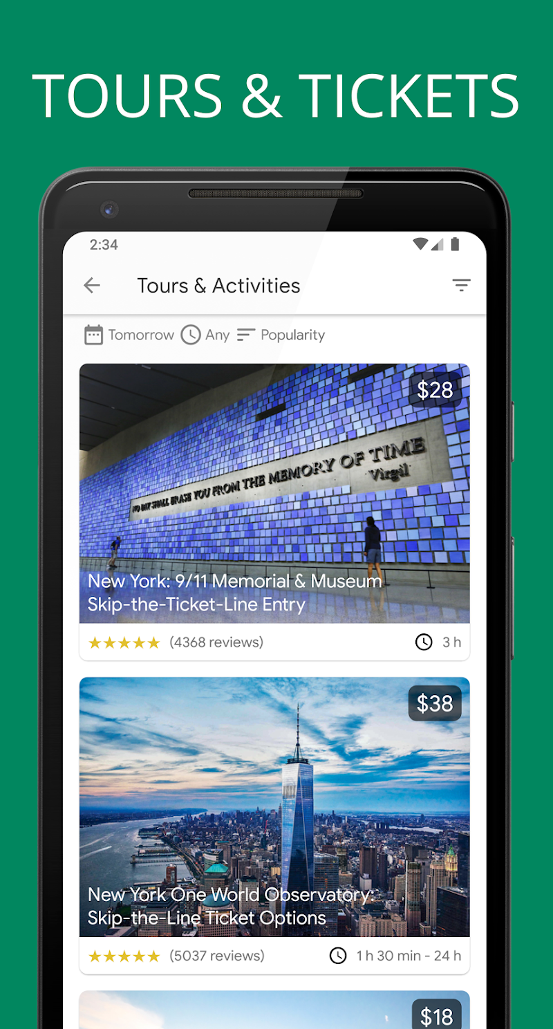 Sygic Travel Maps Offline & Trip Planner Screenshot 5