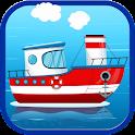 Kids Ship icon