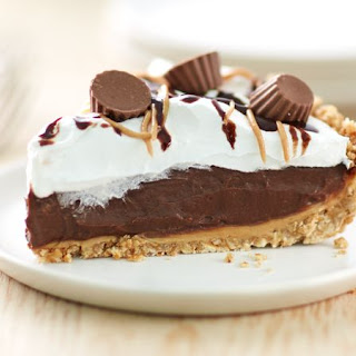 Reese's™ Peanut Butter Cup Icebox Pie.