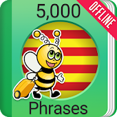 Learn Catalan - 5000 Phrases