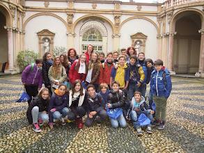 """Photo: 03/12/2014 - Istituto comprensivo """"Pavone"""" sede di Banchette (To). Scuola media classe II B."""