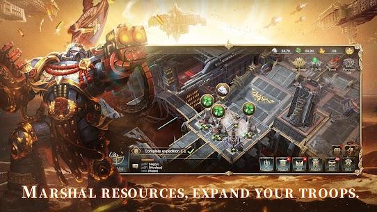 Warhammer 40,000 Lost Crusade Apk Mod God Mod 4