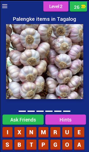 Market Palengke Quiz (Filipino Food Game) by PetProject (Google Play